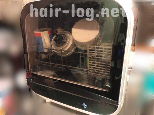 我が家のエスケイジャパン Jaime 食器洗い乾燥機 工事不要 SDW-J5L
